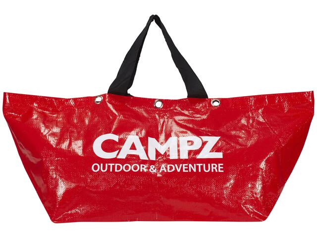 CAMPZ Abenteuer - Sac - rouge